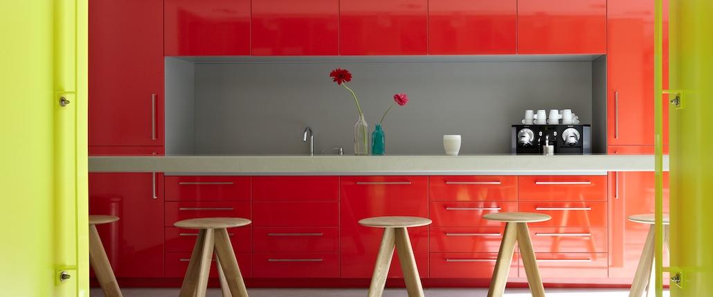 Inretail zeist frederiks interieurs - Aardewerk rode keuken ...