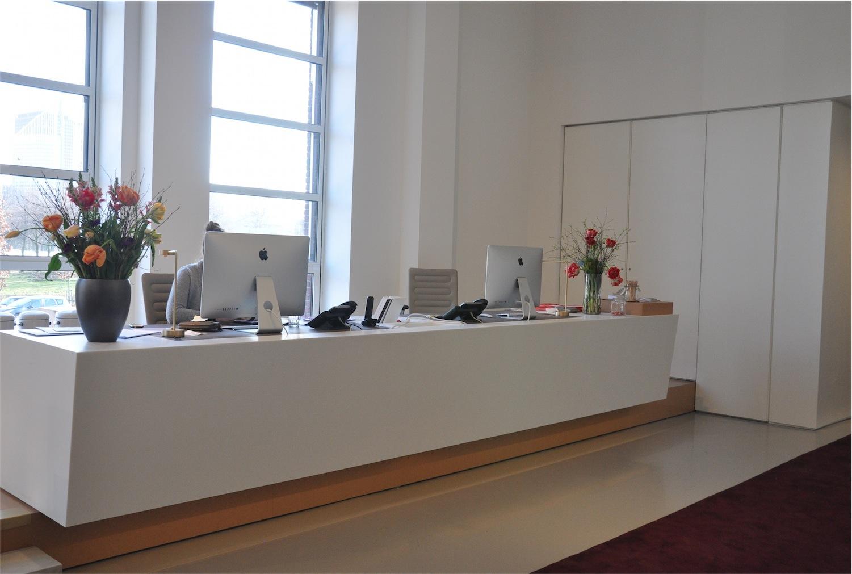 SPACES, Rode Olifant, Den Haag (kantoor) - frederiksinterieurs.nl