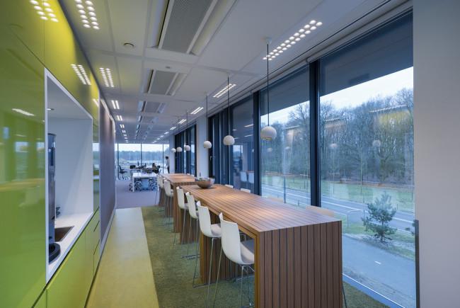 Brunel eindhoven frederiks interieurs for Interieur architect vacature