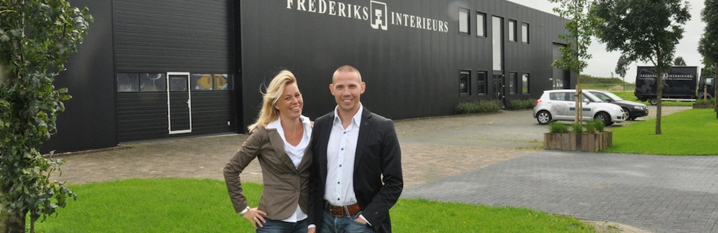 FREDERIKS INTERIEURS | professioneel in maatwerk